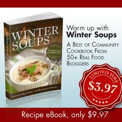 Winter Soups Sale $3.97
