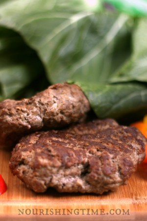Best Burgers Ever GAPS Paleo Friendly