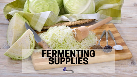 Essential Fermenting Supplies