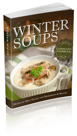 Nourishing Winter Soups - gluten free, dairy free, paleo friendly recipes.