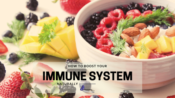 How To Boost Immune System Naturally - Fruits & Nuts