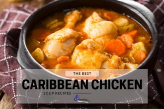 Caribbean Chicken Soup