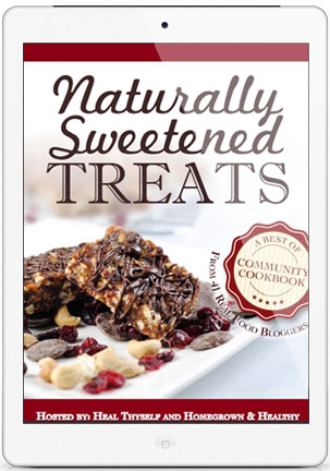Naturally Sweetened Treats With No Refined Sugars