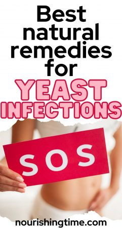 Best Natural Remedies For Yeast Infections